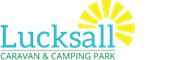 Lucksall Caravan and Camping Park logo.